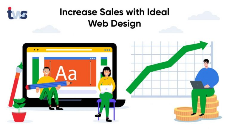 How to Increase Sales with Web Designing