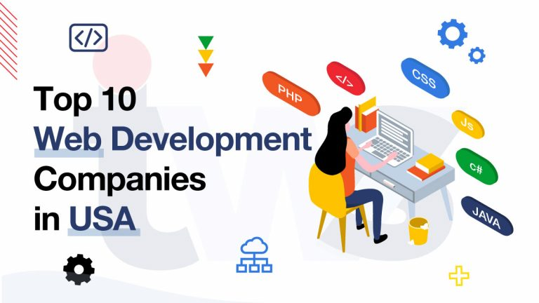 Top 10 Web Development Companies in USA