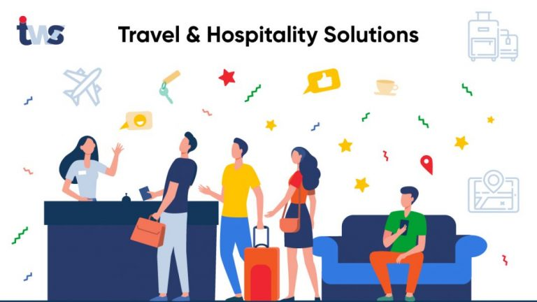Why should you choose the travel and hospitality solutions?