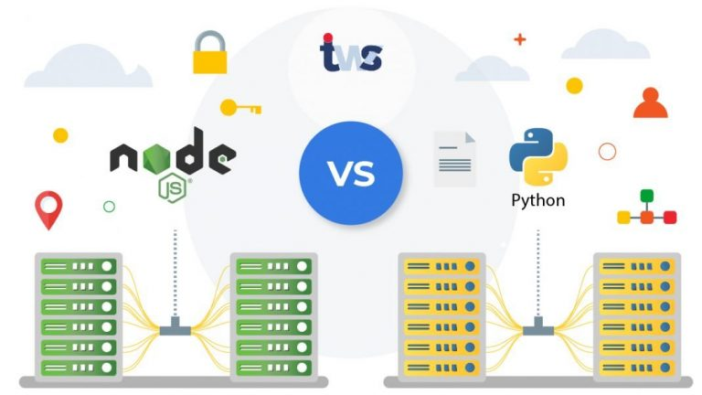 Nodejs vs Python – Which is the Best Option for your Web App Development?